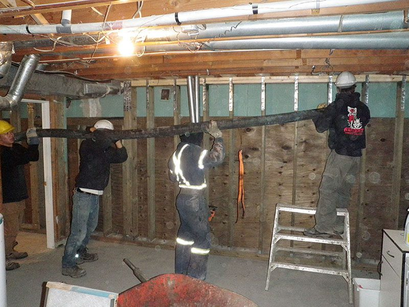 Back to top & PWF foundation u0026 Basement Wall System Repairs | Abarent