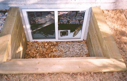 Window Wells Repair Edmonton Abarent