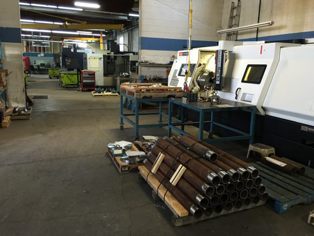 Push Pile Manufacturing